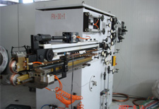 Round Duct Welding Machine