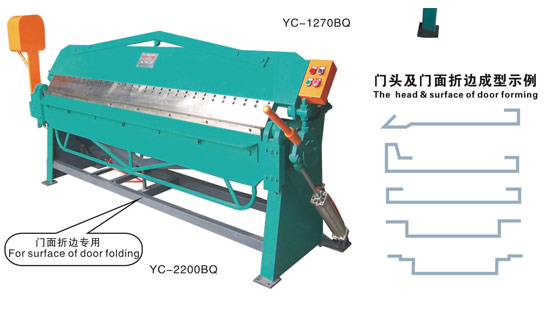 Pneumatic Operation Folding Machine
