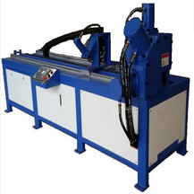 Angle Steel Flange Machine