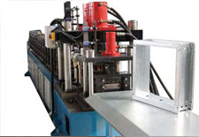 Damper Frame Making Machine