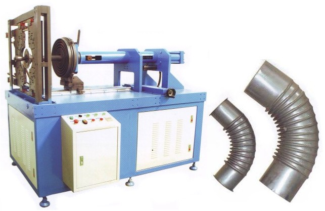 Elbow Bending Machine